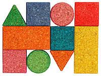 KORXX. Цветной строительный конструктор (11 блоков)
