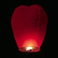 Небесный фонарик — красный купол