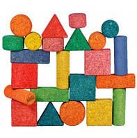 KORXX. Цветной строительный конструктор (23 блока)