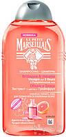 Шампунь e Petit Marseillais «Объем и блеск. Экстракт трех цветов и Грейпфрут »для тонких волос 250 мл