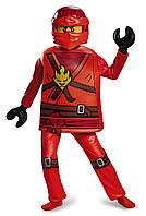 Карнавальный костюм КАЯ Лего Ниндзяго/ Ninjago LEGO, фото 1