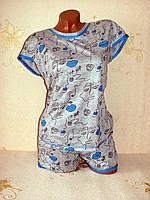 Пижама женская, одежда для дома, 50 размер