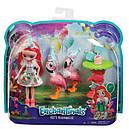Набор Enchantimals Праздник Фламинго и кукла Фенси FCG79, фото 10