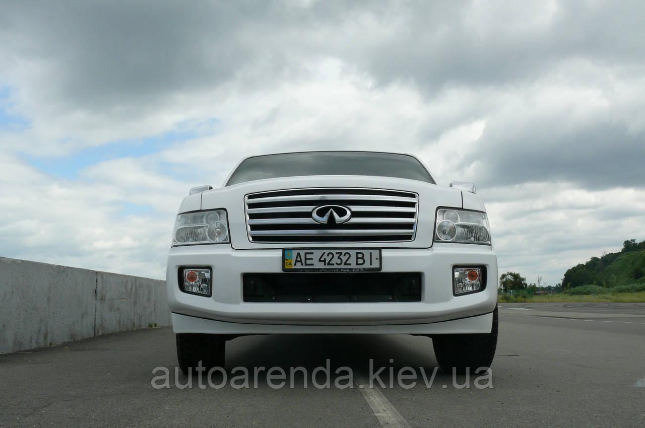 Аренда лимузина INFINITI QX56