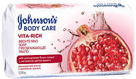 Мыло JOHNSON'S Body Care Vita Rich превращая с экстрактом цветка граната (с ароматом граната) 125 гр