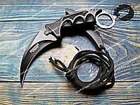 Нож нескладной 16853 Керамбит Dopler