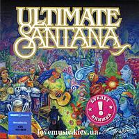 Музыкальный сд диск SANTANA Ultimate cоllection (2007) (audio cd)