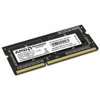 МОДУЛЬ ПАМЯТИ ДЛЯ НОУТБУКА SODIMM DDR3 4GB 1600 MHZ AMD (R534G1601S1SL-U)