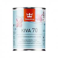 Лак для мебели TIKKURILA КИВА, глян (0,9 л) (6408070025468)