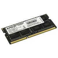 МОДУЛЬ ПАМЯТИ ДЛЯ НОУТБУКА SODIMM DDR3 8GB 1600 MHZ AMD (R538G1601S2SL-UOBULK)