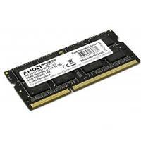 МОДУЛЬ ПАМЯТИ ДЛЯ НОУТБУКА SODIMM DDR3 8GB 1600 MHZ AMD (R538G1601S2S-UOBULK)