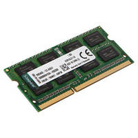 МОДУЛЬ ПАМЯТИ ДЛЯ НОУТБУКА SODIMM DDR4 4GB 2400 MHZ KINGSTON (KVR24S17S8/4)