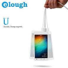 Elough E03 магнітний Micro-USB кабель. Чорний. Краща якість!, фото 3