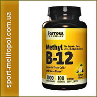 Jarrow Formulas Methyl B-12 1000 mcg 100 lozenges