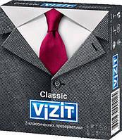 Презервативы VIZIT Classic классические №3 / 12/120
