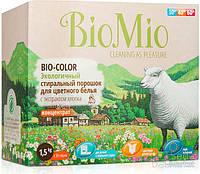 BioMio BIO-COLOR стиральный порошок для цветного БЕЛЬЯ ПЦ-415