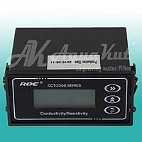 Кондуктометр измерения электропроводности воды ССТ-3320 (с релейным контактом)