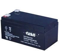 Аккумулятор CASIL СА1233 12V 3.3Ah, купить