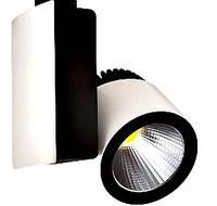 """Трековый светодиодный светильник """"MADRID-40"""" Horoz 40W 2988Lm (4200K)"""