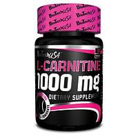Жиросжигатель L-CARNITINE BioTech 1000 мг 30 таблеток