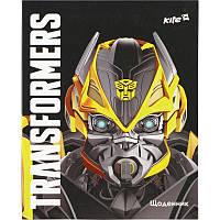 Дневник школьный Kite Transformers TF15-261-1K