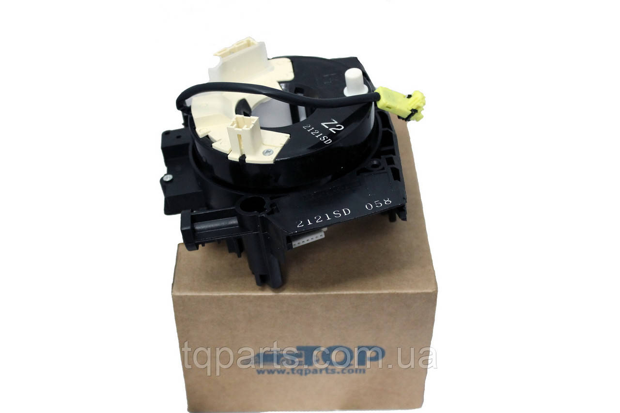 Модуль подушки безопасности, Шлейф руля, Подрулевой шлейф подушки SRS 25567-5X00A, 255675X00A, Nissan Navara 05- (Ниссан Навара)