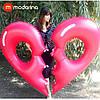 Modarina Алое сердце из двух половинок 180 см