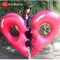 Modarina Алое сердце из двух половинок 180 см, фото 1