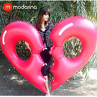 Modarina Червоне серце з двох половинок 180 см, фото 1