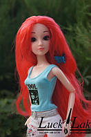 """Шарнирная кукла """"Касия"""" длинные волосы 3D глаза"""