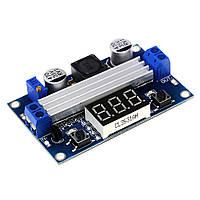 LTC1871 6А Повышающий преобразователь с регулировкой напряжения, вольтметром
