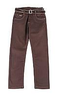 Джинсовые детские брюки для мальчика