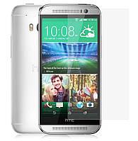 Защитное стекло Ultra Tempered Glass 0.33mm (H+) для HTC New One 2 / M8 (картонная упаковка) Прозрачное