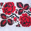 Женская вышиванка вышитая крестиком Шипшина, фото 2