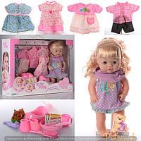 Кукла интерактивная с нарядами и аксессуарами 30800-11C