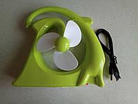 USB Настольный вентилятор, фото 1