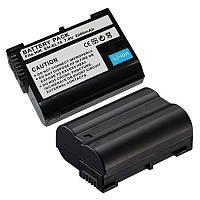 Аккумулятор для фотоаппаратов NIKON D7000, D7100, D7200, D600, D610, D800, D810 - EN-EL15 (аналог) 2200 ma