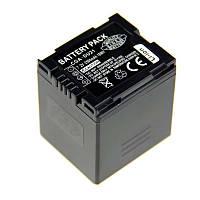 Аккумулятор CGA-DU21 (заменяем с CGA-DU07, CGA-DU14, CGA-DU12, VW-VBD210) аналог для камер Panasonic - 2500 ma