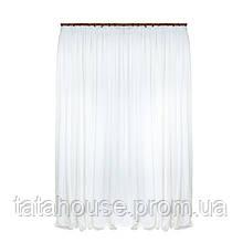 Тюль белая батистовая Allure, 1 ед. 300х250