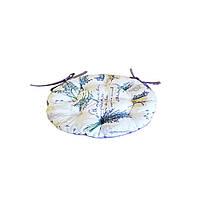 Подушка на стул круглая D-40 Ливинг Лаванда