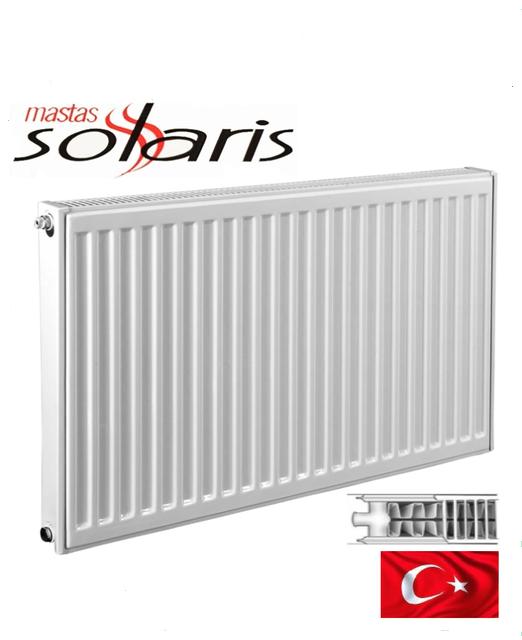 Стальной радиатор SOLARIS 11 тип