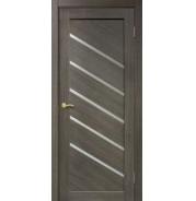 Двери межкомнатные ПВХ Диана стекло сатин