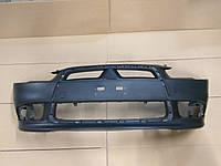 Передний бампер Mitsubishi Lancer X стиль Ralliart