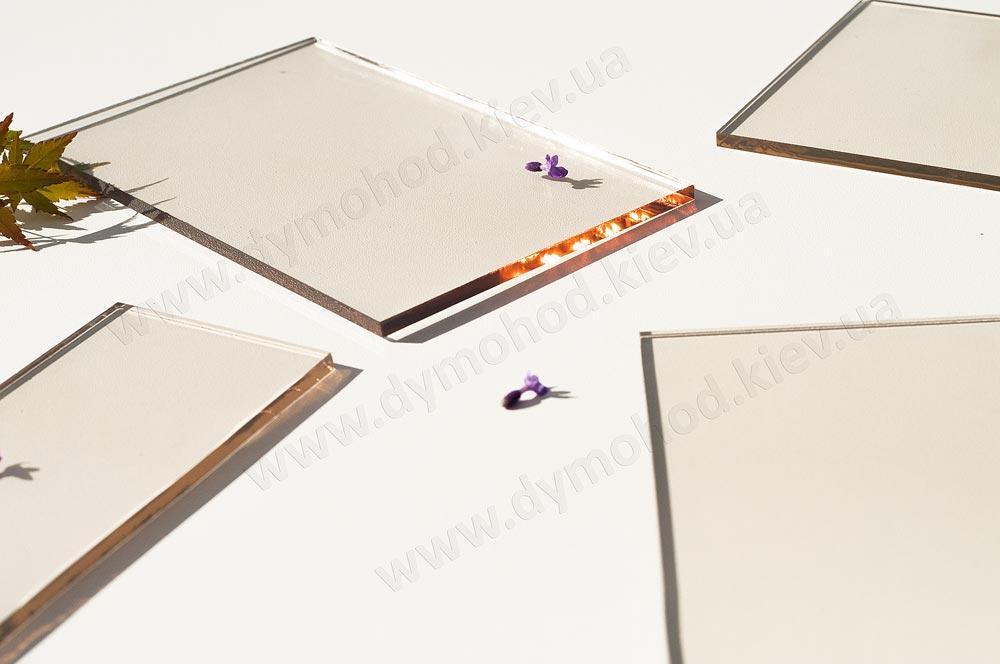 Термостекло для камина или печи 590*380мм + подарок 2м шнура 10/2мм