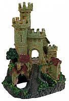 Башня Trixie Castle для аквариума декоративная, полиэфирная смола, 17 см