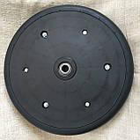 """Прикотуюче колесо в зборі ( диск поліамід) 2"""" x 13"""" Gaspardo F06120259 з підшипником 5203KYY2, фото 2"""
