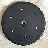 """Прикотуюче колесо в зборі ( диск поліамід) 2"""" x 13"""" Gaspardo F06120259 з підшипником 5203KYY2, фото 6"""