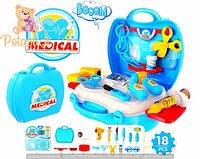 Детская Игровой набор доктора М8355