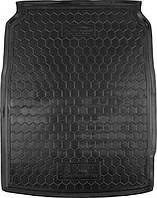 Полиуретановый коврик в багажник BMW 5 (F10) 2010-2013 седан (AVTO-GUMM)