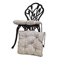 "Подушка на стул ""Фреска"", 40х40 см"
